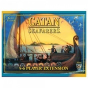 Ex-Display Catan Seafarers 5-6 Player Extension Used - Like New
