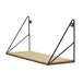 Sass & Belle Black Wire Loft Shelf - Image 2