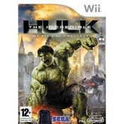 The Incredible Hulk Game Wii