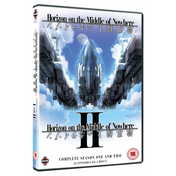Horizon On The Middle Of Nowhere Season 1 And 2 DVD