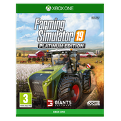 Farming Simulator 19 Platinum Edition Xbox One Game