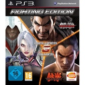 Fighting Edition (Tekken Tag Tournamament 2/Soul Calibur V/Tekken 6) PS3 Game
