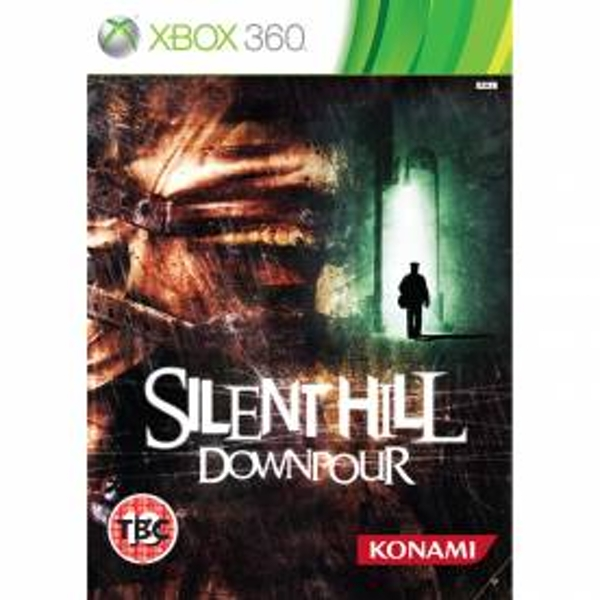 Silent Hill Downpour Game Xbox 360
