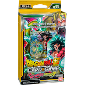 Dragonball Super CG: Starter Deck The Crimson Saiyan SD05