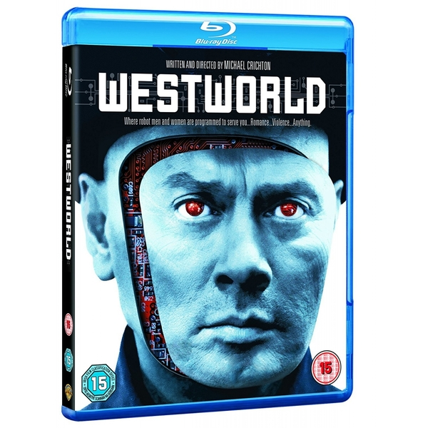 Westworld - 40th Anniversary Edition Blu-ray 1974 Blu-ray
