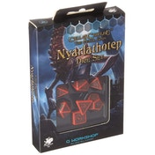 Q-Workshop Call of Cthulhu Outer Gods: Nyarlathotep Dice Set