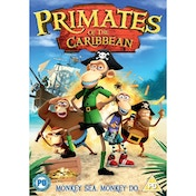 Primates Of The Caribbean DVD