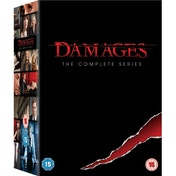 Damages Seasons 1-5 DVD