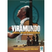 Viramundo - A Musical Journey With Gilberto Gil DVD