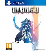 Final Fantasy XII The Zodiac Age PS4 Game