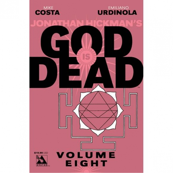 God is Dead Volume 8