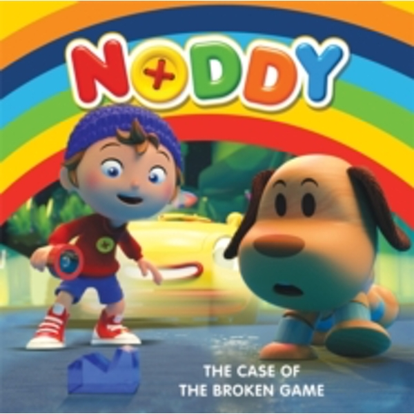 Noddy Toyland Detective: The Case of the Broken Game : Book 1