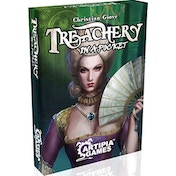 Treachery In A Pocket Board Game