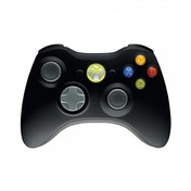 Official Xbox 360 Wireless Controller Black