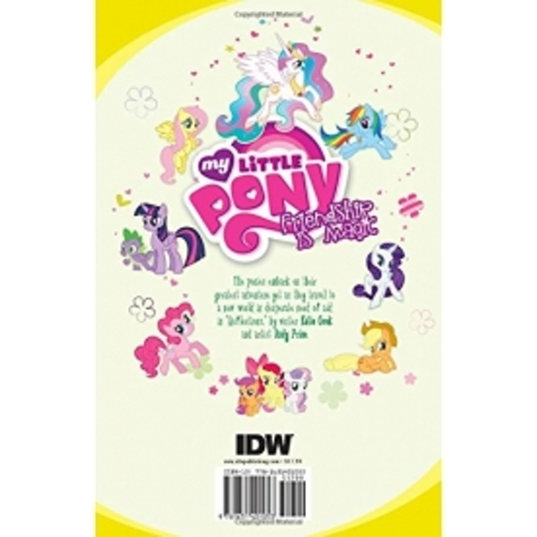 My Little Pony Friendship is Magic Volume 5 Paperback - Image 2
