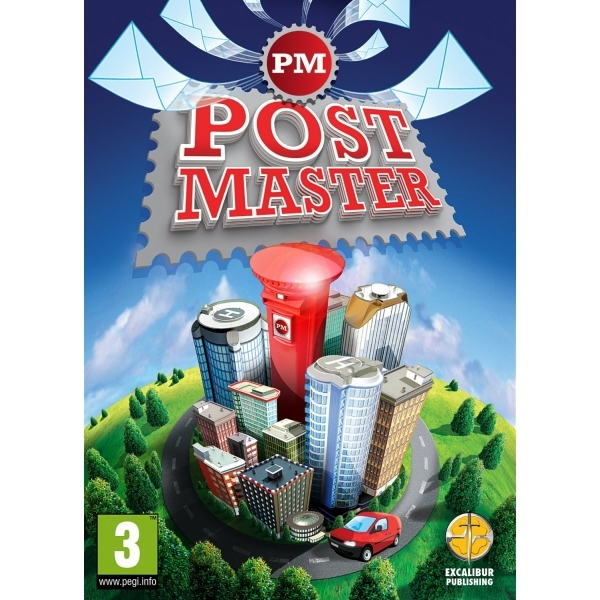 Post Master Game PC