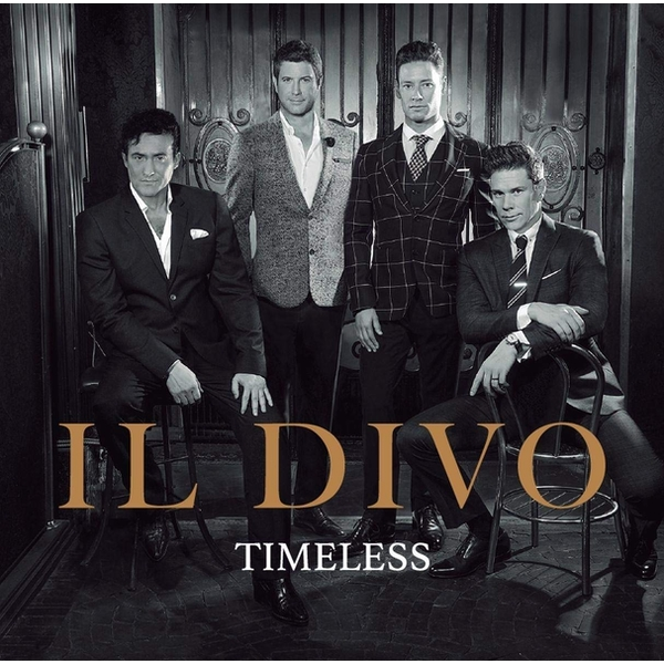 Il Divo - Timeless CD - Image 1