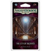 Arkham Horror LCG: City of Archives Mythos Expansion Pack