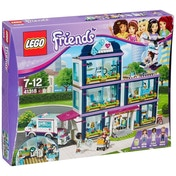 Ex-Display LEGO Friends - Heartlake Hospital (41318) Used - Like New