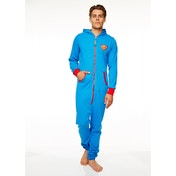 DC Comics Superman Adult Mens Jumpsuit