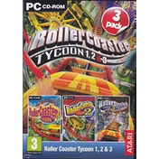 Rollercoaster Tycoon 1, 2 & 3 PC Game