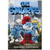 Disc Only The Smurfs DVD