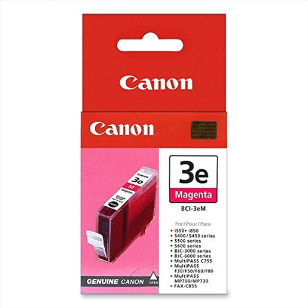 Canon Ink Tank Magenta for BJC6000SERIES INK CARTRIDGE FOR PRINTERS (10?80%, 5?35°C) If