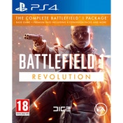 Battlefield 1 Revolution Game PS4