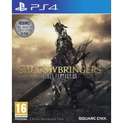Final Fantasy XIV 14 Online Shadowbringers PS4 Game	(Pre-order DLC)