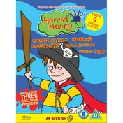 Horrid Henry Complete Series 2 DVD