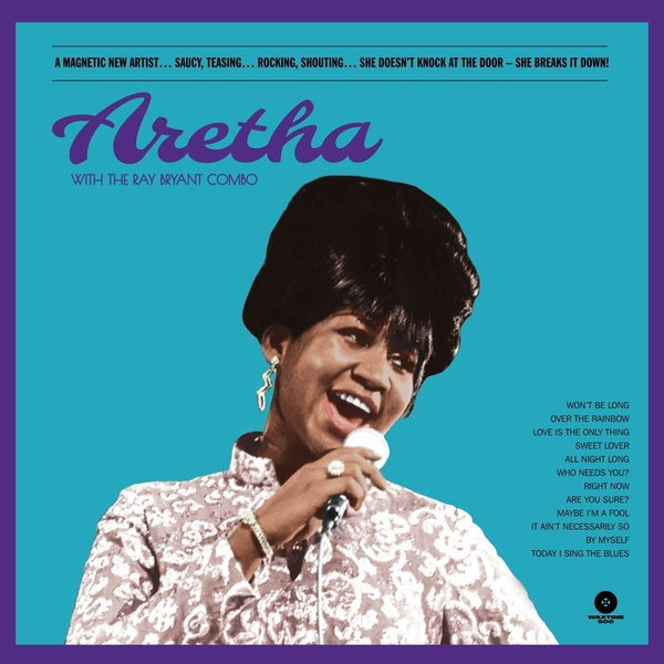 Aretha Franklin - Aretha - With The Ray Bryant Combo Vinyl
