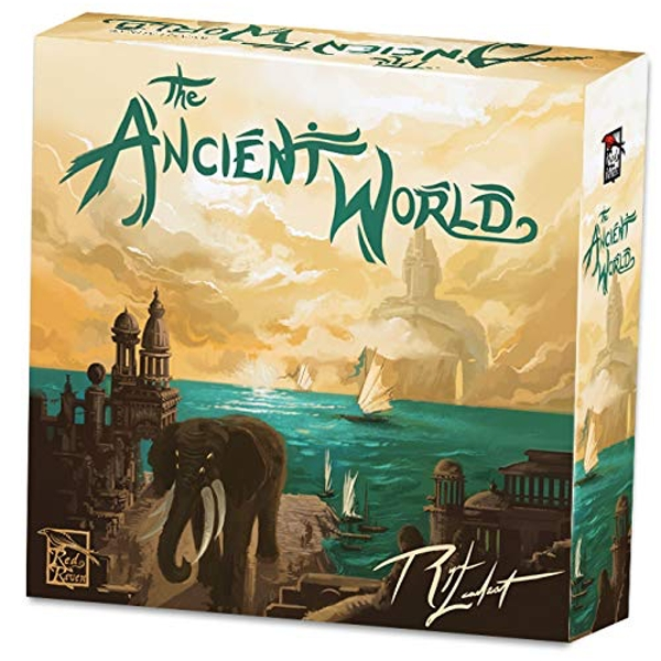 The Ancient World Second Edition Board Game