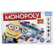 Ex-Display Despicable Me 2 Monopoly Used - Like New