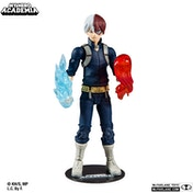 Shoto Todoroki My Hero Academia McFarlane 7-inch Action Figure