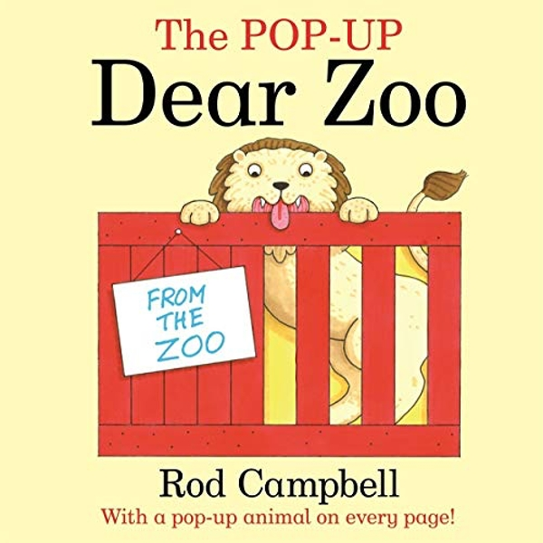 The Pop-Up Dear Zoo  Paperback / softback 2018