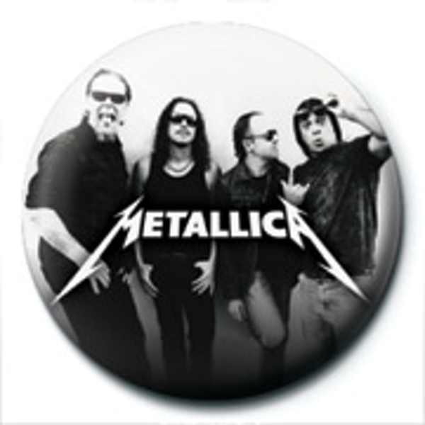 Metallica - Group Badge - Image 1