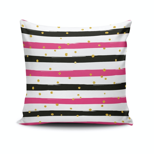 NKLF-294 Multicolor Cushion Cover