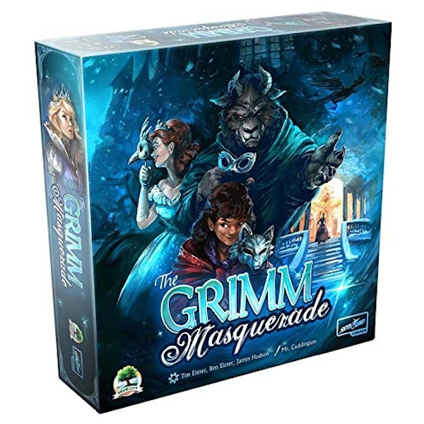 The Grimm Masquerade Card Game