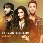 Lady Antebellum - Golden CD