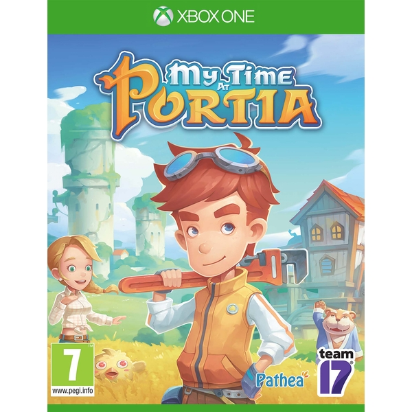 Image of My Time at Portia Xbox One Game