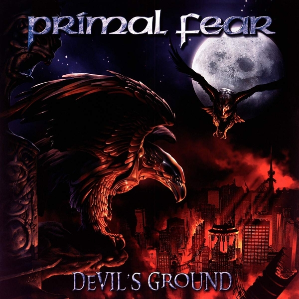 Primal Fear - Devils Ground Vinyl