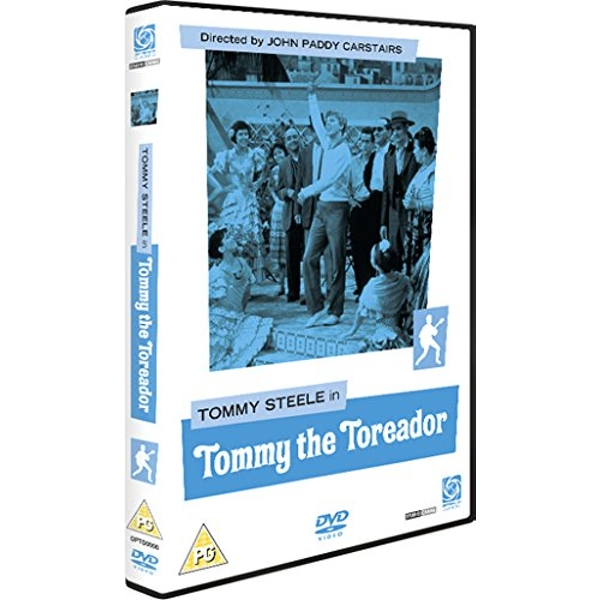 Tommy The Toreador DVD
