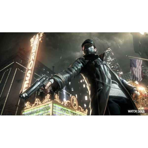 Watch Dogs Game PS3 - Image 4