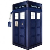 Doctor Who Tardis Pencil Case