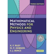 Mathematical Methods for Physics and Engineering: A Comprehensive Guide by S. J. Bence, M. P. Hobson, K. F. Riley (Paperback, 2006)