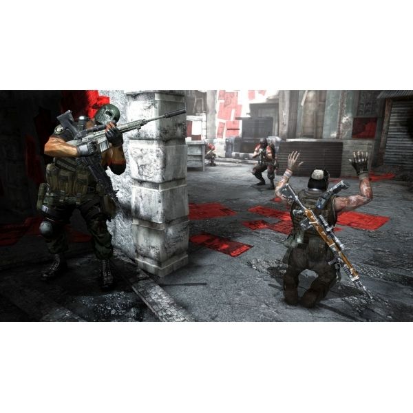 Army of Two The 40th Day Game PS3 - Image 3