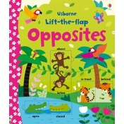 Lift-the-Flap Opposites: 1 Board book - 1 April 2015