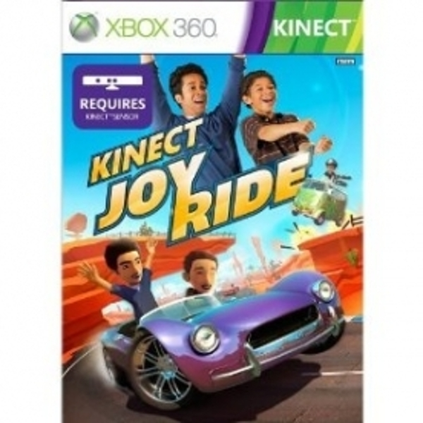 Pre-owned Kinect Joyride Game Xbox 360 Used - Like New