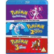Pokemon Movie 1-3 Collection Blu-ray