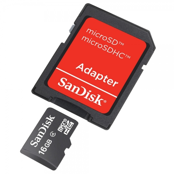 01e9a00e0c3 Hey! Stay with us... SanDisk Flash memory card 16GB microSDHC SDSDQM -016G-B35A